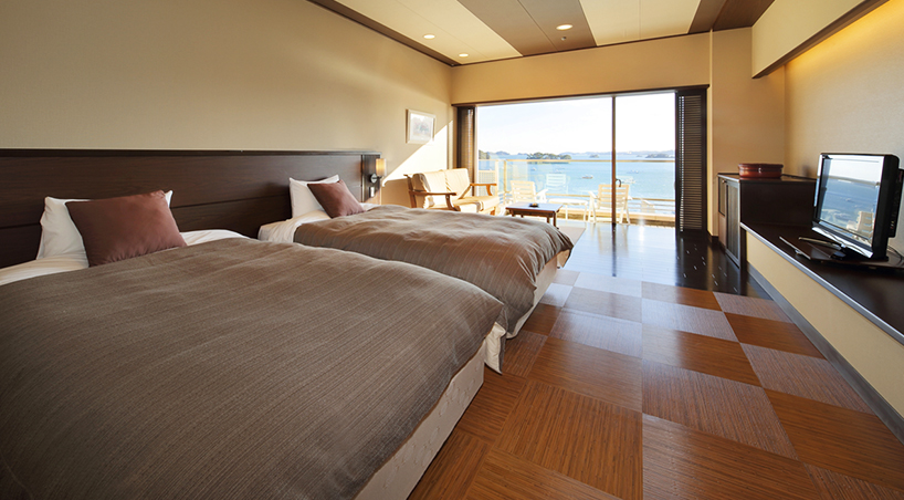 Top-Floor Basho-tei Suites: Momiji and Sakura