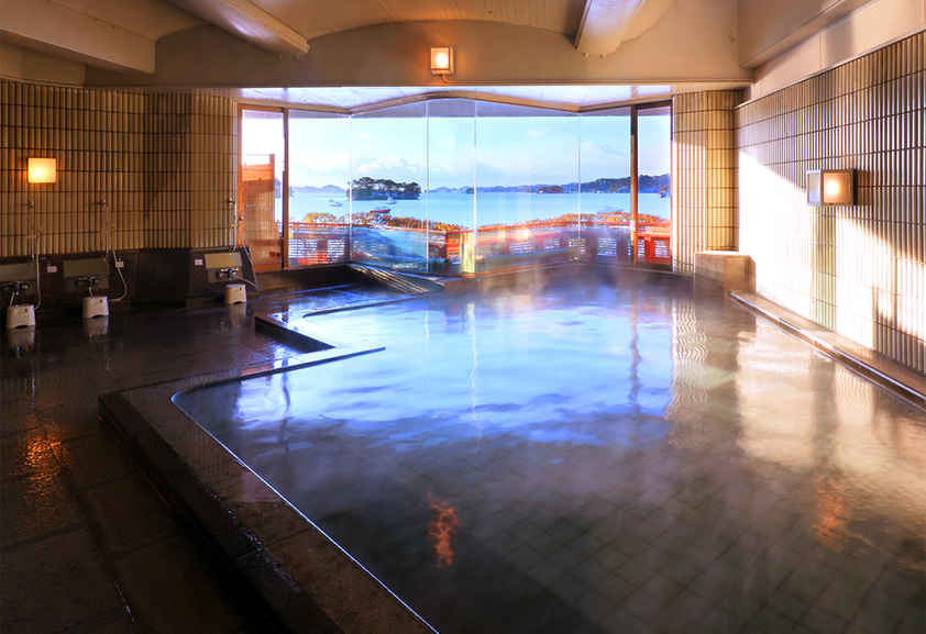 Natural Hot Spring: Kihada-no-Yu